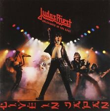 Unleashed In The East - Judas Priest CD COLUMBIA