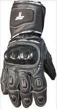 Tarmac Storm full gauntlet riding gloves XL size
