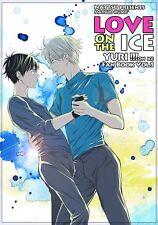 Yuri!!! on Ice YAOI Doujinshi ( Victor x Yuri Katsuki ) LOVE ON THE ICE, NEW!!