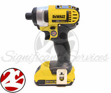 "New DeWalt Impact Driver DCF885 20V MAX Lithium Ion 1/4"" & DCB203 Battery Pack"