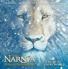 The  Chronicles of Narnia: Voyage of the Dawn Treader Soundtrack CD, Brand New