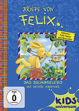 Briefe von Felix der Fußballstar inkl. Felix-Spiele+Bonus FSK0 Gebraucht(L3-753)