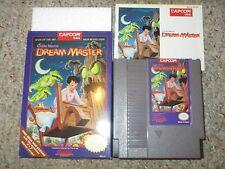 Little Nemo: The Dream Master (Nintendo NES, 1990) Complete in Box GREAT