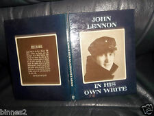 THE BEATLES JOHN LENNON 'S FIRST BOOK IN HIS OWN WRITE FIRST REPRINT APRIL 1964