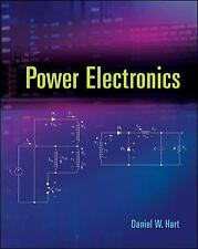 4DAYS DELIVERY - Power Electronics, 1st Int'l ed. by Daniel W. Hart