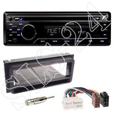 Mueta A4 USB SD CD Radio+Chevrolet Tahoe Camaro Blazer Blende schwar+ISO Adapter