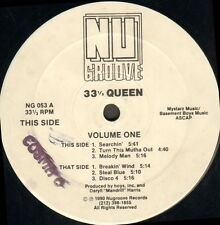 33 1/3 Queen – Volume One - Nu Groove - NG 053 - Usa