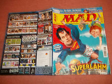 MAD***COMIC***HEFT***NEUE SERIE***NR.153***MIT POSTER***