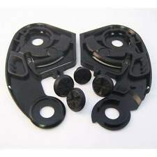 Shoei Quick Release Base Plate Set Black For Motorcycle Motorbike Neotec Helmets