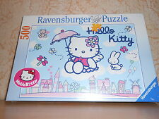 puzzle 500 pièces HELLO KITTY - sous blister