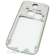 WHITE MID MIDDLE REAR BACK CHASSIS FRAME HOUSING FOR SAMSUNG GALAXY S4 i9500