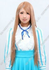 New Mawaru-Penguind​rum Himari Takakura Long Straight Cosplay Party wig