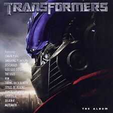 Transformers: The Album by Original Soundtrack (CD, Jul-2007, Warner Bros.)