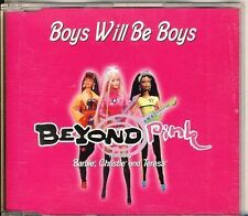 BEYOND PINK - boys will be boys  3 trk MAXI CD  1999