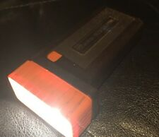 Vintage 80s 1985 Duracell Durabeam Pocket Flashlight 4'' Made in USA Works Great