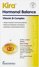 Kira Hormonal Balance One a Day Tablets (40)