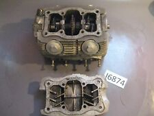 Honda ca77 dream cylinder head valve cover cam rockers valves 1967