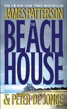 The Beach House, James Patterson, Peter De Jonge, 0446612545, Book, Good