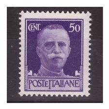 REGNO 1929  -  IMPERIALE    CENTESIMI   50    NUOVO  **