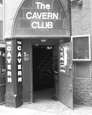 "The Cavern Club 10"" x 8"" Photograph no 13"