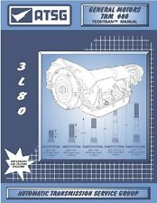 ATSG GM TH 400 3L80 Turbo Automatic Transmission Rebuild Overhaul Serice Manual