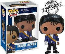 "Funko Scarce MICHAEL JACKSON Grammy Military  3.75"" POP Vinyl Figure MINT IN BOX"