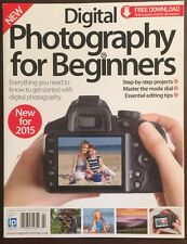 Digital Photography For Beginners Free Download Issue 1 R4 2015 FREE SHIPPING