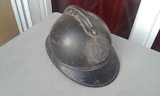 Casque adrian service de santé 1914-1918  french helmet sanitary frankreich helm