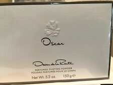 Oscar de la Renta Perfumed Dusting Powder 5.2oz. / 150g  BRAND NEW IN BOX