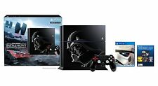 BRAND NEW PS4 DARTH VADAR LIMITED EDITION GAMING CONSOLE