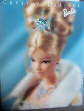 Barbie 40th Anniversary Crystal Jubilee Barbie 1999 Mattel NEW NRFB