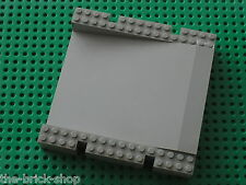 Quai gris clair LEGO Train OldGray platform ref 2642 / set 4554 2150 6541 6542..