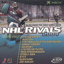 Nhl Rivals 2004: Xbox / Game O.S.T. Various Artists MUSIC CD