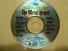 Various–The Decline Of Western Civilization Part II The Metal Years( promo cd )