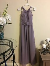Sorella Vita Dusty Lavender Bridesmaid Dress