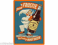 Old Fashion Frosty Root Beer Soda   Refrigerator / Tool Box /  Magnet