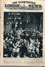 1933 London News September 30-Nazi Germany;Humewood; Chocolate box art; Napier