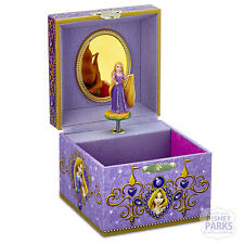 Authentic Disney Parks Rapunzel Jewelry Music Box Tangled