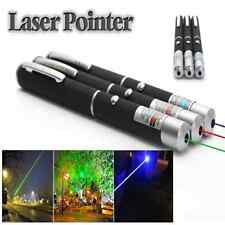 Purple Laser Powerful Pointer Pen Visible Beam Light 5mW Lazer High Power 405nm