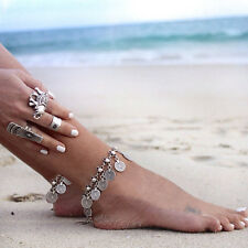 Barefoot sandals 2pcs Sexy Squirrel anklet chain bracelet foot jewelry ankle
