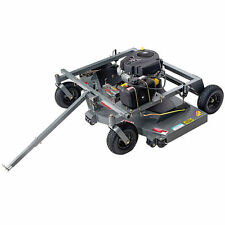 "Swisher (66"") 19HP Finish Cut Tow-Behind Trail Mower w/ Electric Start"