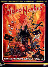 Video Nasties: The Definitive Guide, Part 2 (DVD)