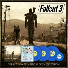 FALLOUT 3 deluxe Vinyl (3xLP boxset /2500) *SEALED* Bethesda special extended ed