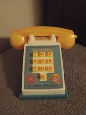 Fisher Price Pop-Up-Pal Chime Phone
