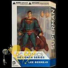 DC Designer Series SUPERMAN Lee BERMEJO Action Figure DC COLLECTIBLES!
