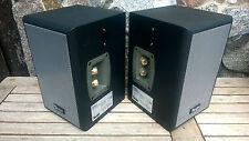 Teufel M300D * Dipol Surround Satelliten Lautsprecher schwarz Theater 2 * 1A