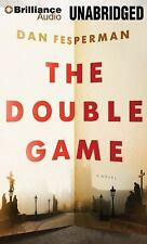 THE DOUBLE GAME unabridged audio book on CD by DAN FESPERMAN