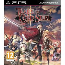 The Legend Of Heroes Trails Of Cold Steel II PS3 Game Brand New