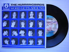 The Hummingbirds - Word Gets Around / Today Of All Days, RooArt 876370-7 Ex
