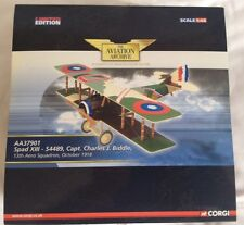 Corgi Aviation Archive  Ltd Ed.SPAD XIII - S4489, Capt. Charles J. Biddle,